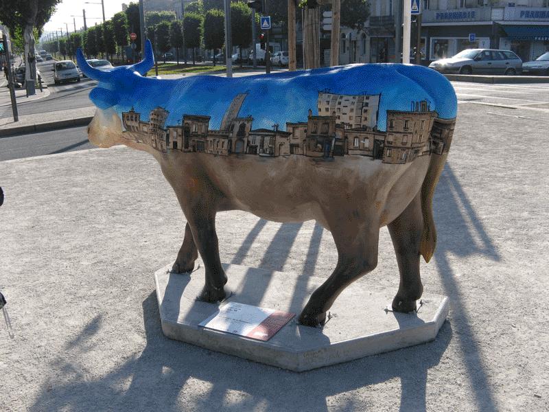 vache, place stalingrad