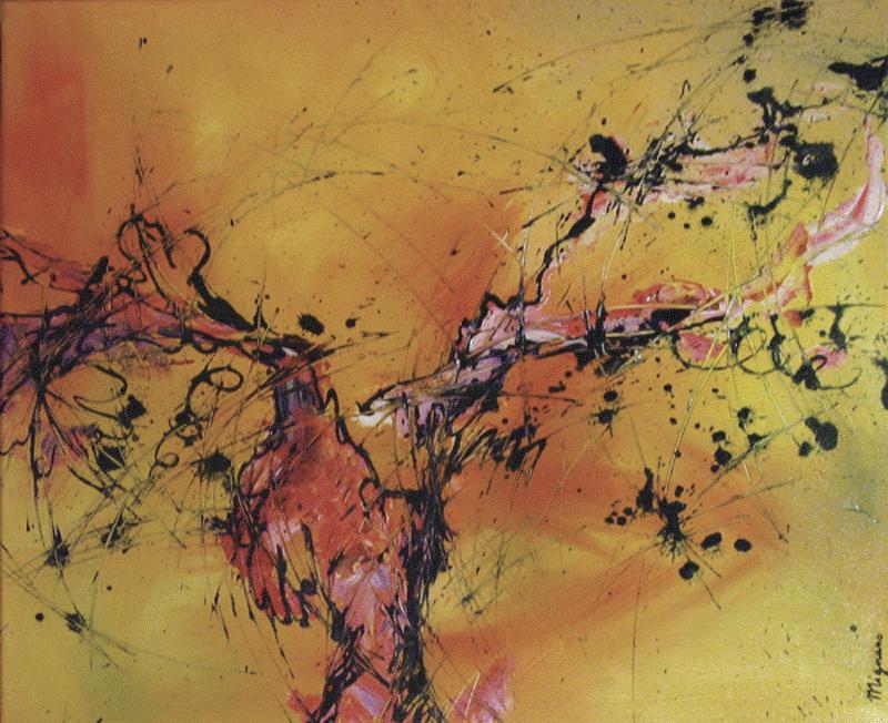 pied de vigne (70x60)