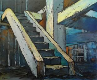 grand escalier 140x100
